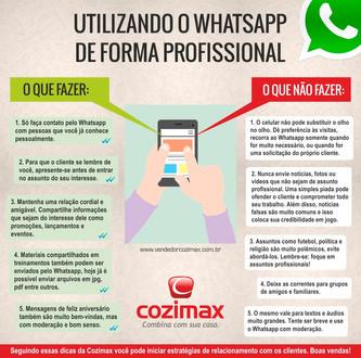 Whatsapp | Mais um importante canal de vendas