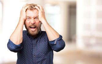 Meu cliente está irritado, como proceder?