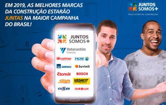 Cozimax se une ao programa Juntos Somos +