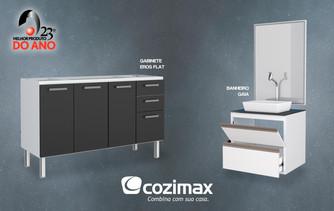 Produtos Cozimax são destaque no prêmio de Melhor Produto do Ano 2019
