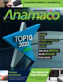 Cozimax é Top 10 Anamaco