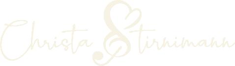 Logo Christa Stirnimann und Musik