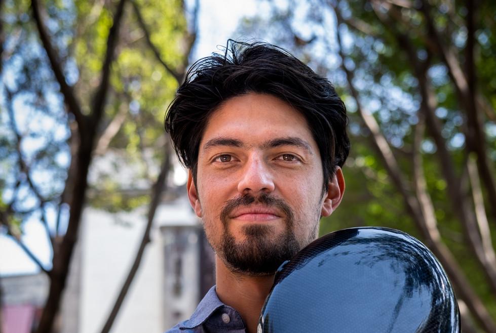 Diego Gutiérrez Ruiz, violonchelo