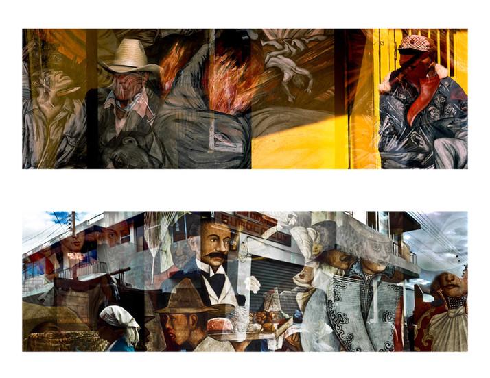 Mexico Murals 3-4
