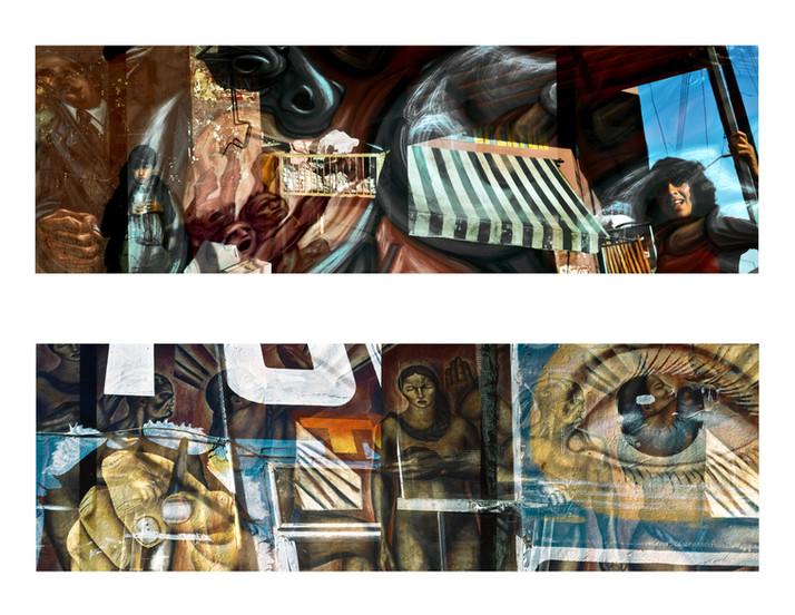 Mexico Murals 9-10