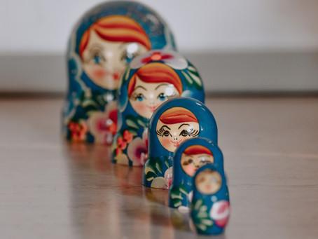 Matryoshkas, Maslov and the 5 Yoga Koshas