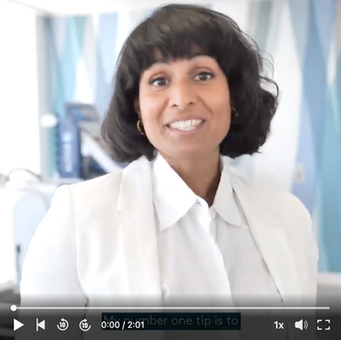 Svexa's sports medicine lead Dr Brinda Christopher on how best to return to normal exercise - video