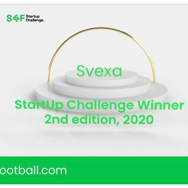 Svexa wins Science4Football!