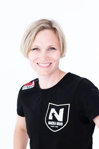 Stina Lundgren Högbom, SVEXA Director of Biochemistry