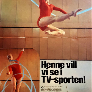 Application/Nominations now open for Eva Hedberg's scholarship for artistic sports