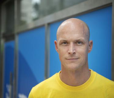 An interview with Olympic swim coach Johan Wallberg