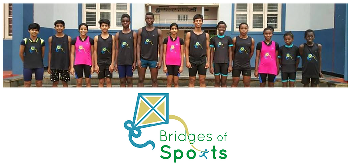 Svexa supports Bridge of Sports, a charity identifying and coaching natural runners in India's Siddi community