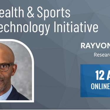 Svexa-hosted HSTI Online Seminar Apr12: Game Changer – The Techno-Scientific Revolution in Sports