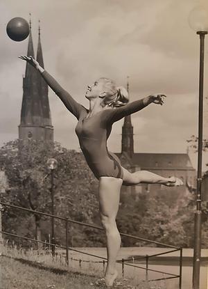 Svexa instituted the Eva Hedberg Scholarship for Artistic Sports
