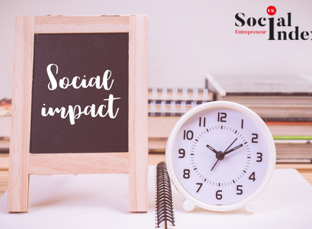 Why should the social impact of their business be important to entrepreneurs?