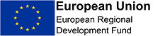 Logo: European Regional Development Fund