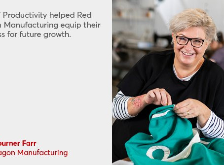 Social Entrepreneur Index Nominee: Red Dragon Manufacturing