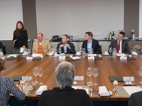 Social Entrepreneur Index, Round Table Dinner Debate - 10th April