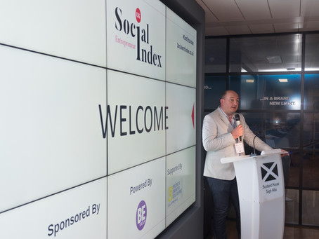 UK Social Entrepreneurs Gather to Celebrate Index Launch