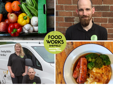 Social Entrepreneur Index Nominee: Food Works