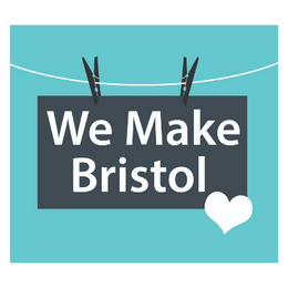 We Make Bristol is a multi award winning gift shop with a difference. It is the only retail outlet in Bristol that is registered as a UK Social Enterprise. My commitment is to supporting independent creatives in Bristol and as such the shelves are packed with great quality and affordable homeware, toiletries, jewellery, children's' clothes, greeting cards, and accessories that have all been designed and made by Bristol artists, designers and creatives.  It's tough for independent creatives to make their work available for the general public to buy in an economically viable way. The usual options for these creatives are to either sell wholesale or give away 30-50% commission. Both these methods slash their profits to a negligible amount so I offer them the opportunity to rent space in the shop for a low cost weekly rent, to set their own retail prices and get 95% of all of their sales.  I regularly promote their work through Instagram, Facebook and the local community.  I also run workshops to give any of the creatives that stock their work in the shop an additional revenue stream