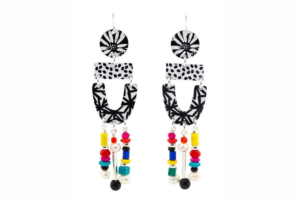 Jennie Riley, Winter Days Earrings 29