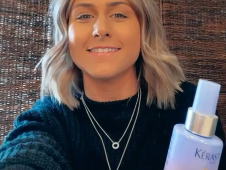 Kérastase Blond Absolu Cicanuit Night Serum Review by Courtney