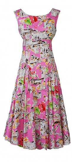 Riviera Panel Dress