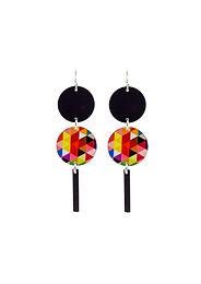 Jennie Riley,  Handcrafted Costume Jewellery Earrings | Winter Days