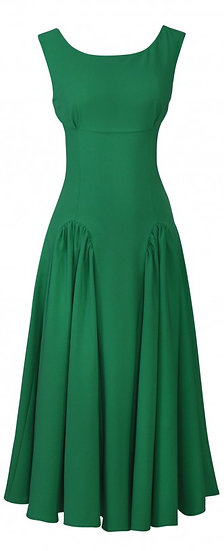 Tiffany Dress Green