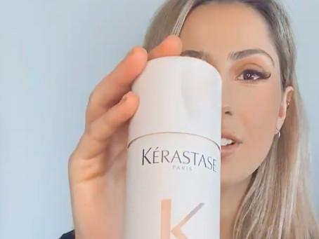 Amelia's Recommendation - Kérastase Dry Shampoo