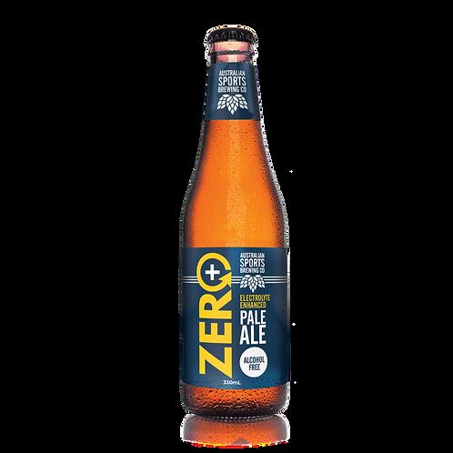 ZERO+ Pale Ale - 330ml bottle