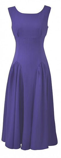 Tiffany Dress Purple