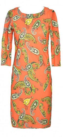 Jodi Dress Orange