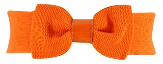 BOW BELT Orange