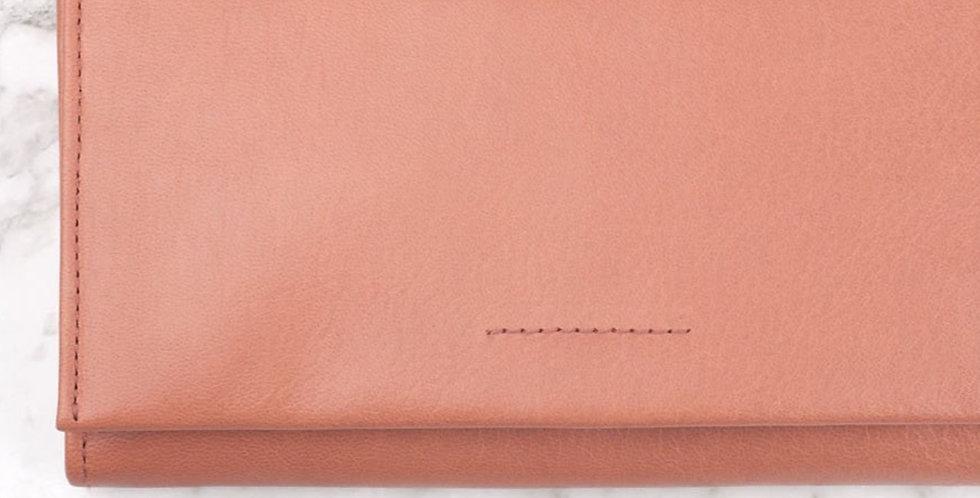 Ovae, Eva Leather Wallet | Rose