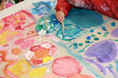 warm & Cool Collaborative Painting.jpg