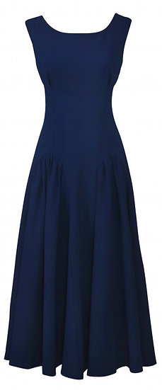 Tiffany Dress Navy