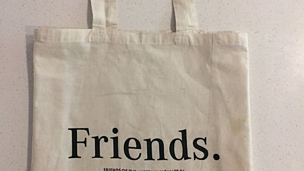FABSA 'Friends' Calico Bag