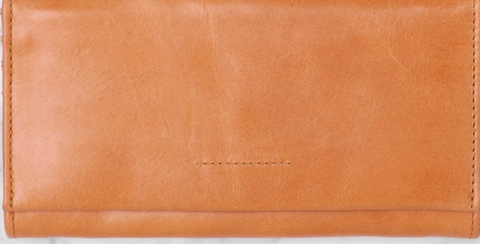 Ovae, Eva Leather Wallet | Gingerbread