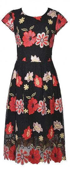 Lola Cap Dress