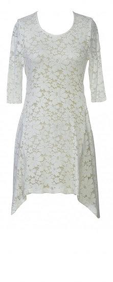 Lace Tunic Ivory