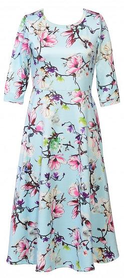 Magnolia Dress Long