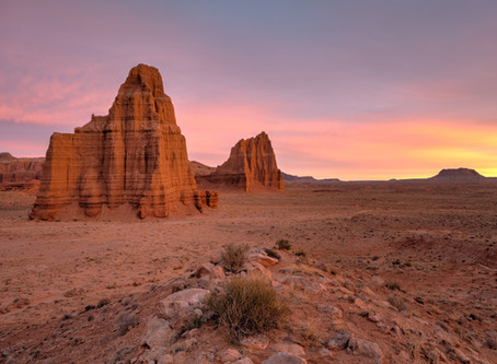 WHERE IS CAPITOL REEF NATIONAL PARK?