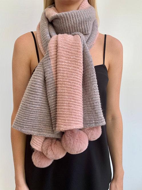 Bunny Pink-Grey