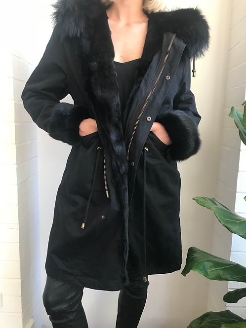 Aspen Parka - Long Length