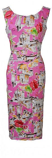 Riviera Fitted Dress