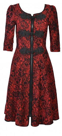 Valentine Dress - Red