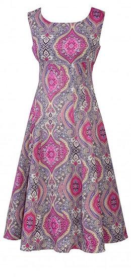 Persia Flip Dress Pink