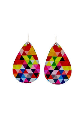 Jennie Riley, Handcrafted Costume Jewellery Earings | Winter Days